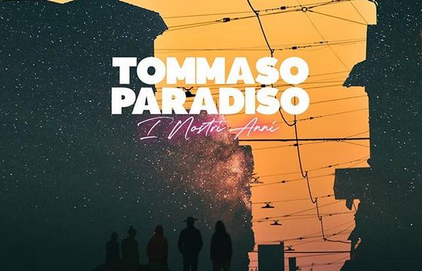 Paradiso nuovo singolo tournée