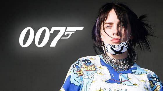 Billie Eilish soundtrack 007