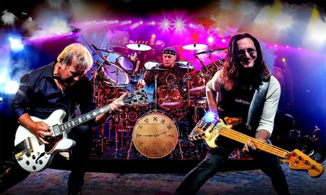 Rush addio Peart album