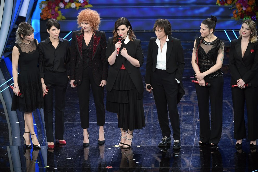 Sanremo 2020 Benigni monologo
