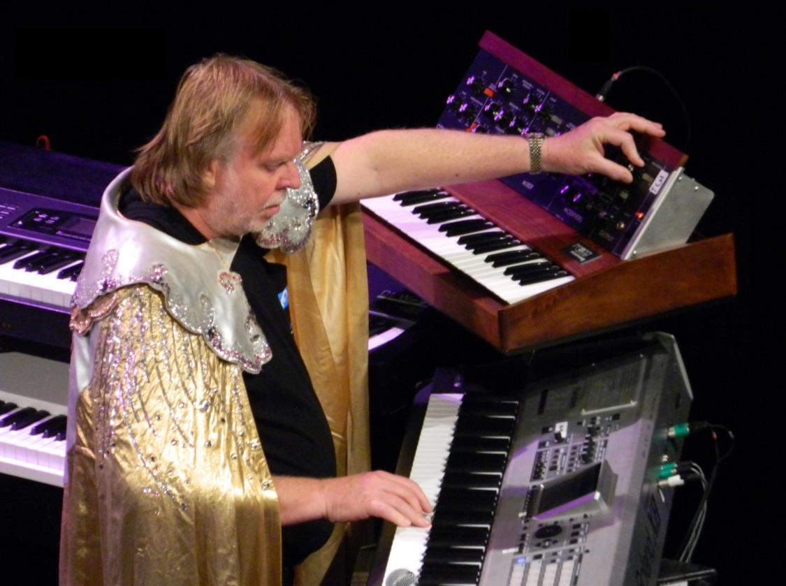 Steve Howe Wakeman album