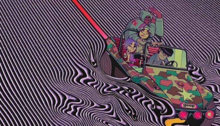 Gorillaz nuovo album