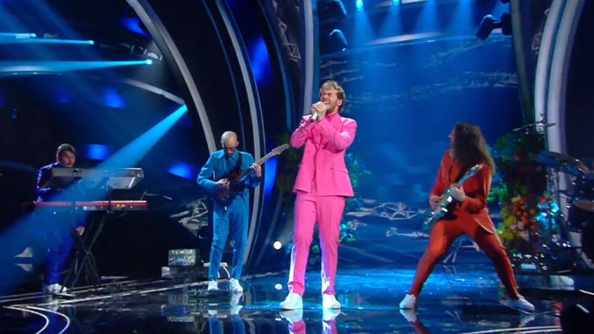 Sanremo pagelle quarta serata