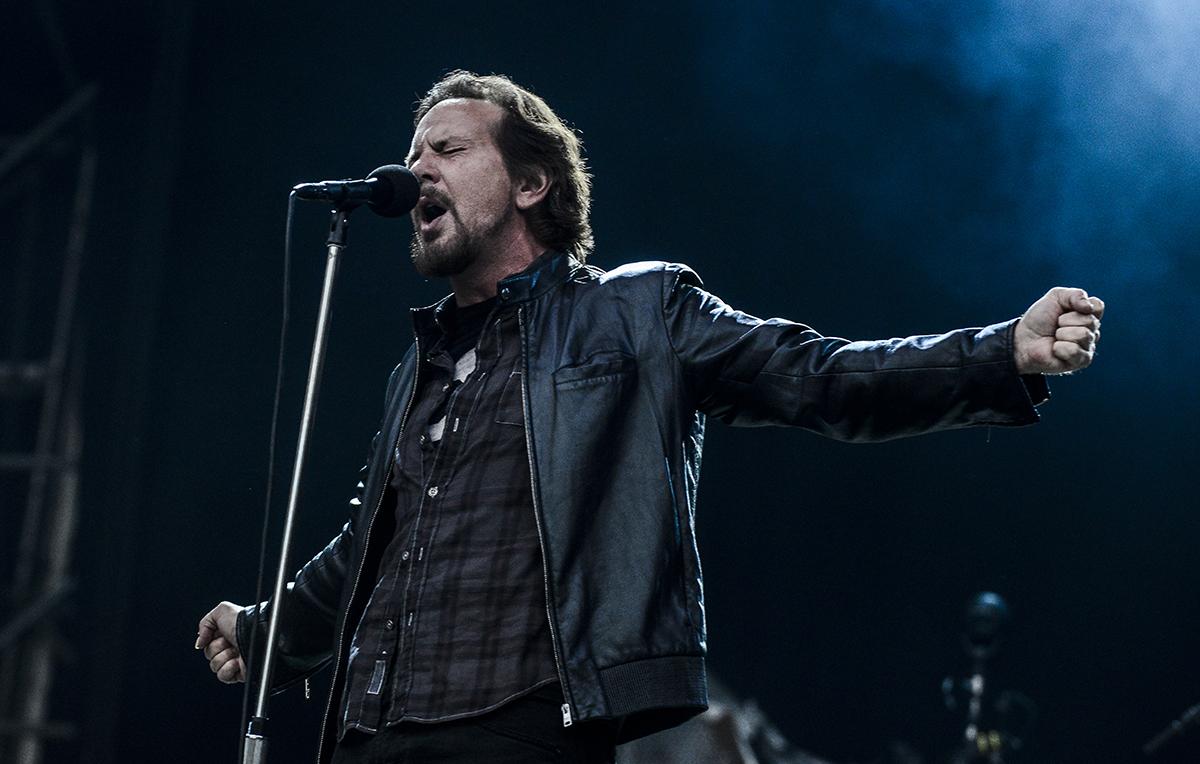 Coronavirus Italia Pearl Jam