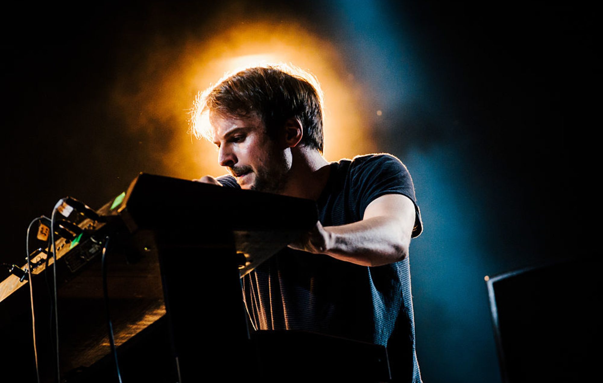 Nils Frahm album Empty