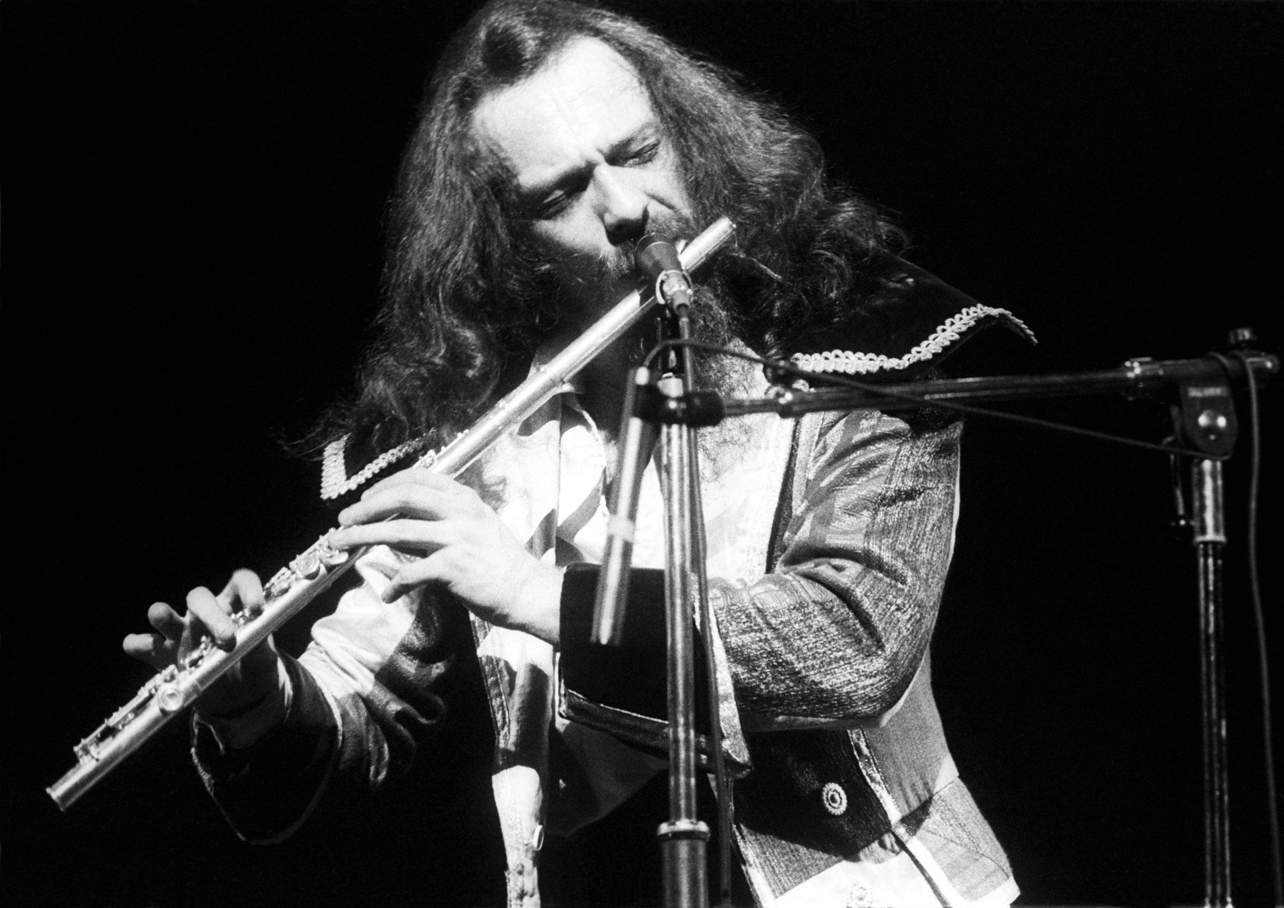 Jethro Tull Anderson flauto