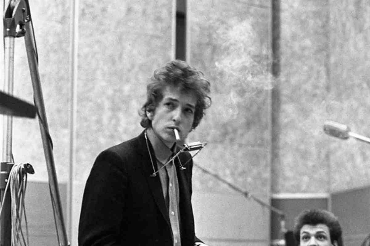 top frasi canzoni Dylan