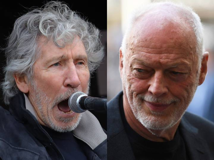 Roger Waters Gilmour polemica