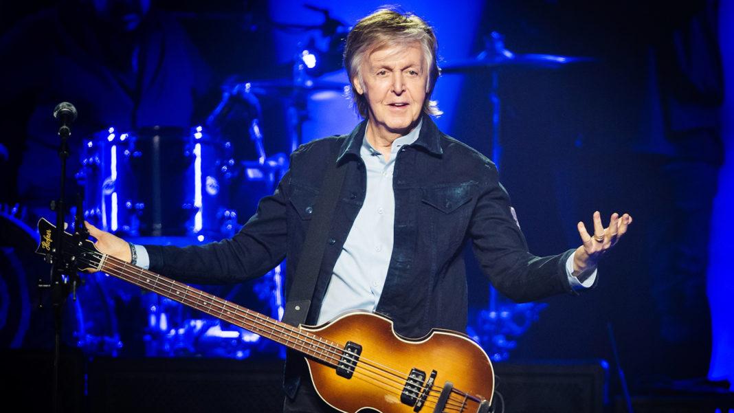 Paul McCartney voucher scandalo