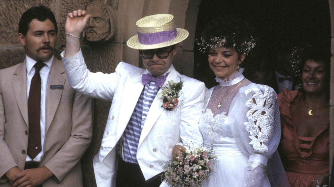 Elton John moglie tradimento