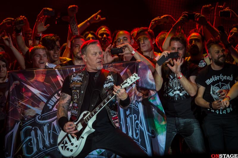 Metallica Four Horsemen musica