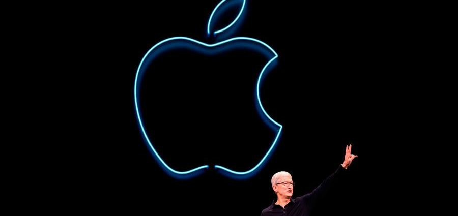 Apple ricavi 2020 youtubevideo