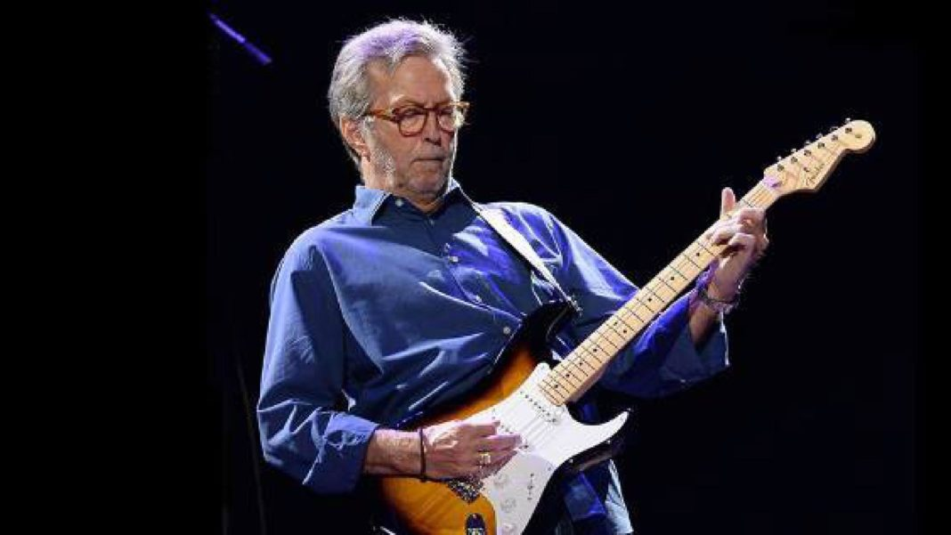 Eric Clapton assolo preferito