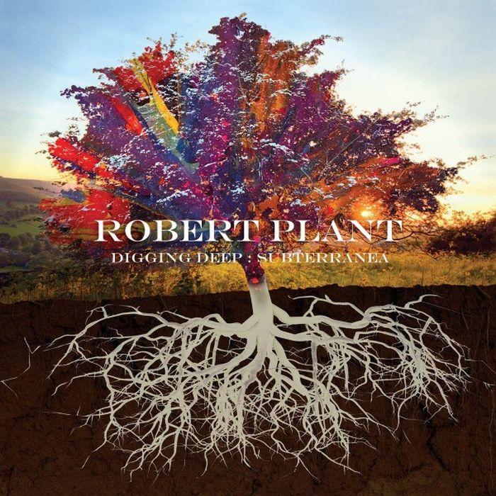 Plant LedZeppelin disco ottobre