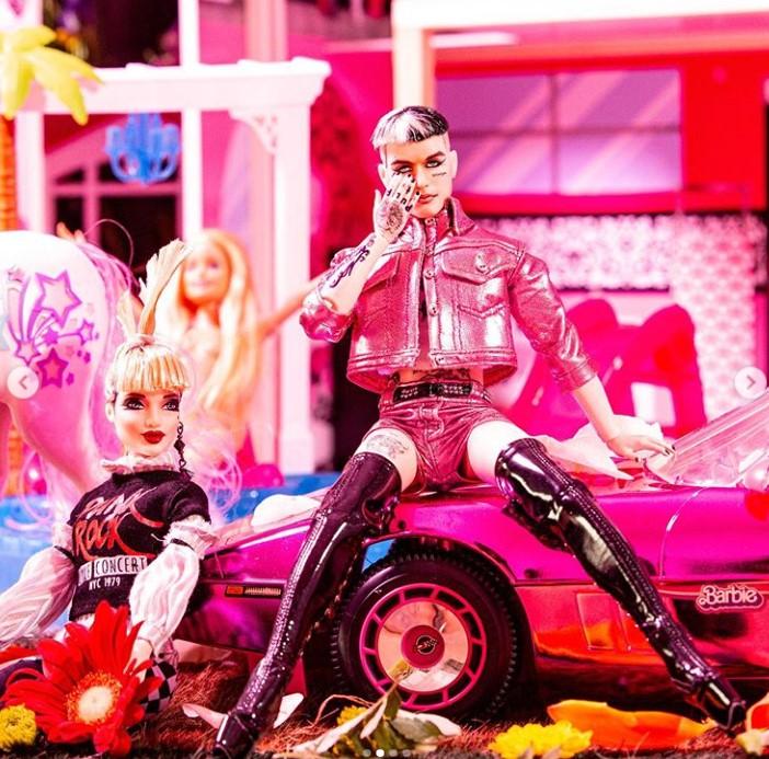 achille lauro bambola album