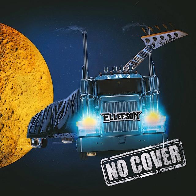 David Ellefson album cover
