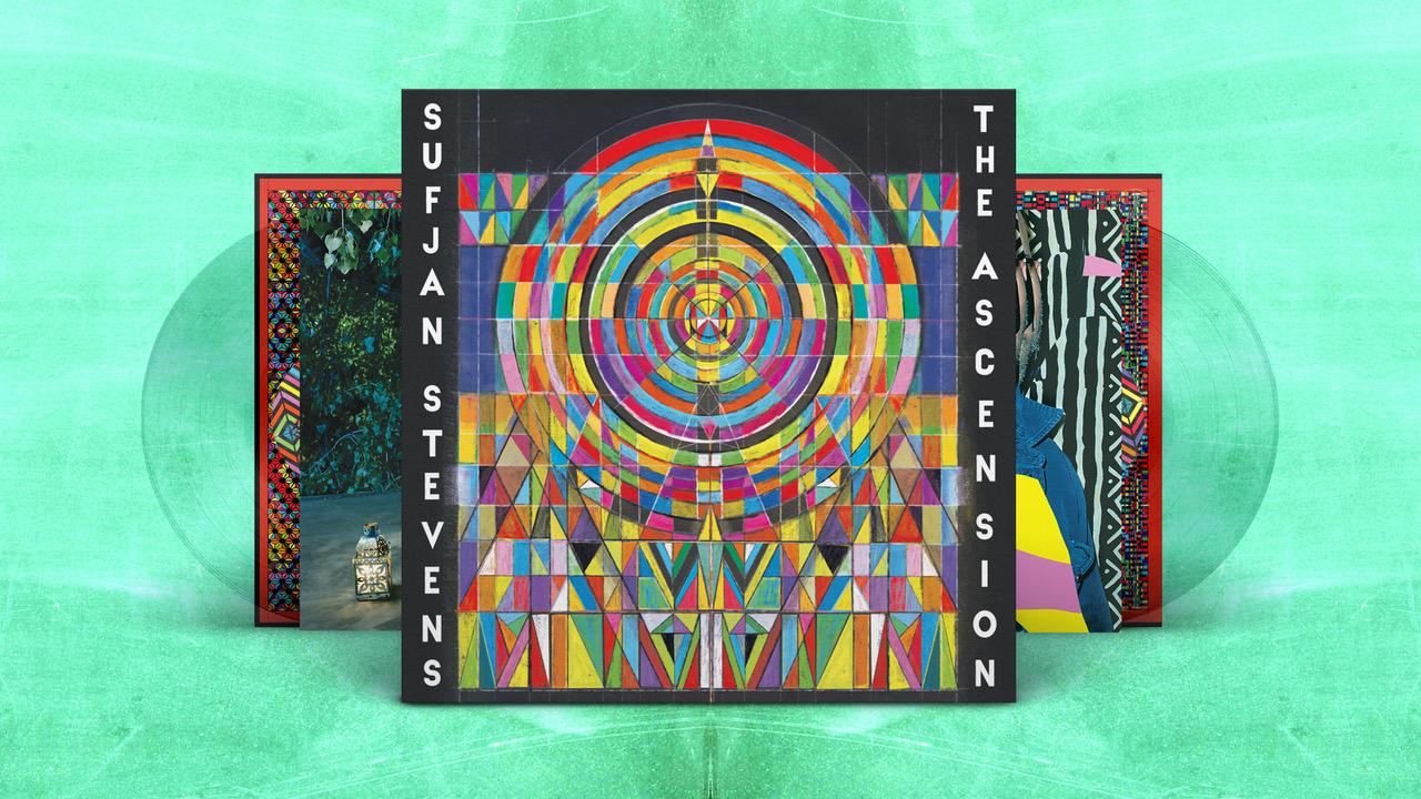 Sufjan Stevens album recensione