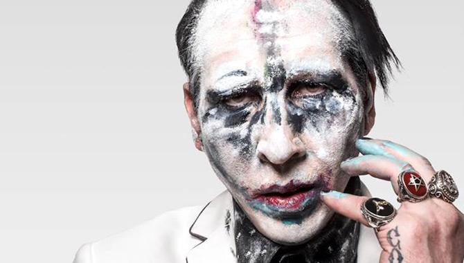 Marilyn Manson diventa rapper