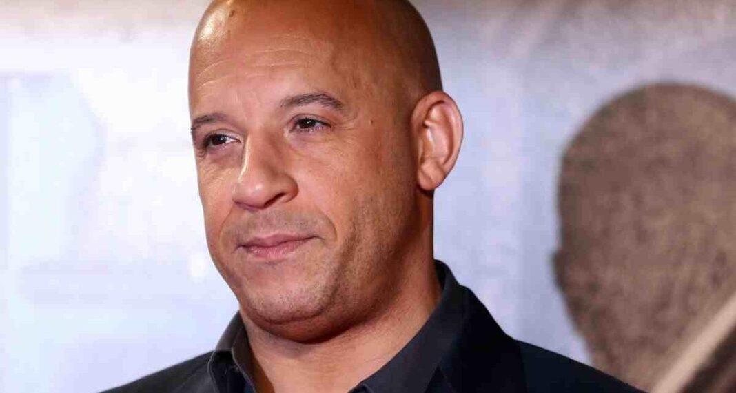 Vin Diesel cantante