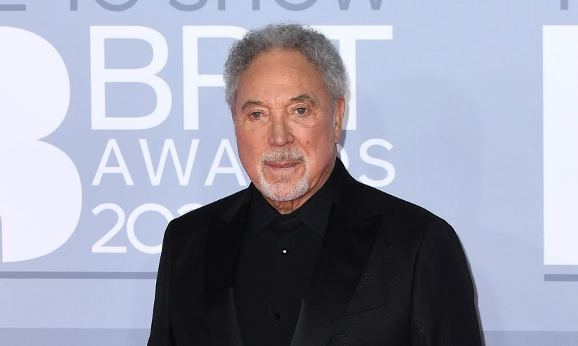 tom jones vita privata