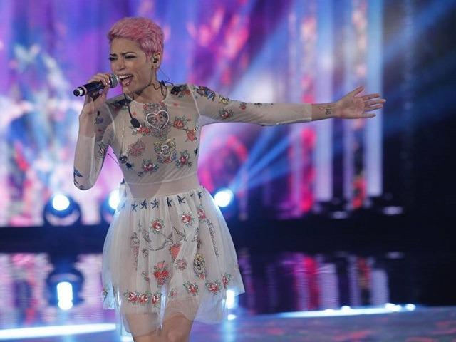 Elodie provino X Factor