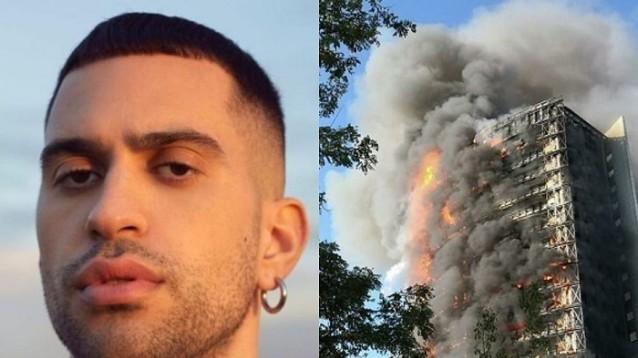 Mahmood incendio